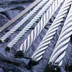 Виды стальных канатов