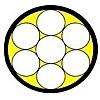 Арматурный канат (прядь) в оболочке СТО 71915393-ТУ 100-2011